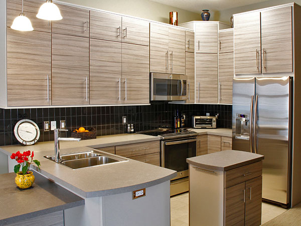 Contemporary Kitchen Cabinets Archives – AMF Cabinets