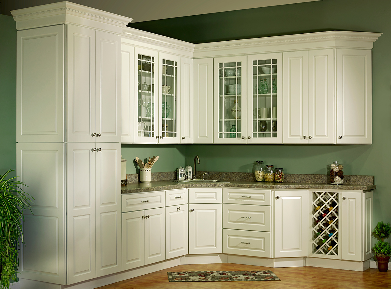 Traditional Kitchen Cabinets Archives – AMF Cabinets